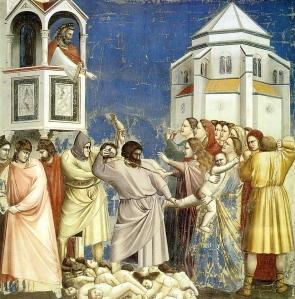 Rzeź niewiniatek Giotto