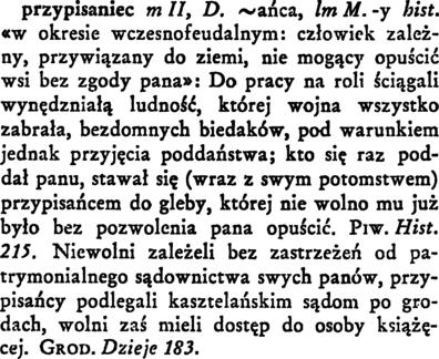 z Doroszewskiego